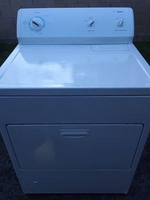 Kenmore gas dryer works great free delivery and installation within 10 miles radius for Sale in Ontario, CA