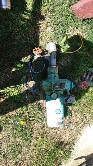 Irrigation pump 1h for Sale in Medford, OR
