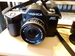 Yashica 107 multi program 50mm for Sale in Neenah, WI