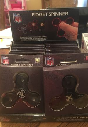 NFL Fidget Spinners for Sale for sale  San Dimas, CA