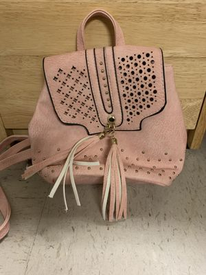 Pink mini backpack for Sale in Eureka, IL