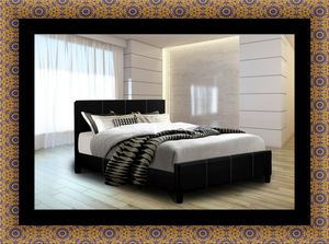 Twin platform bed with mattress for Sale in Takoma Park, MD