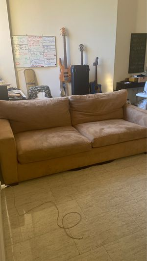 Crate & Barrel Axis II 2-Seat Sofa for Sale in Los Angeles, CA