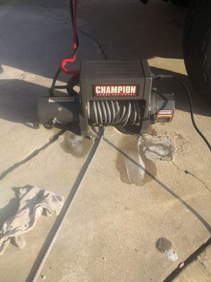 Winch for Sale in West Covina, CA