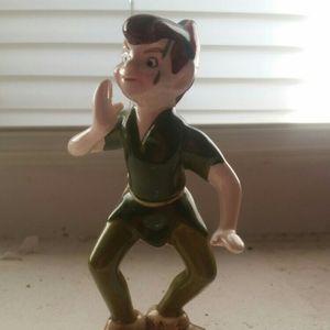 Rare Disney China Peter Pan Figurine for Sale in Attleboro, MA