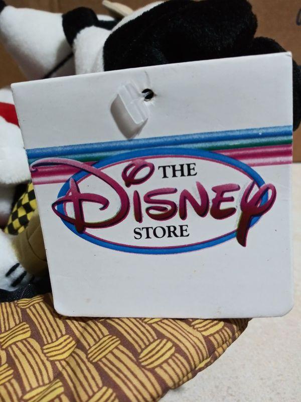 Classic comic bean bag set 8 in. The Disney Store