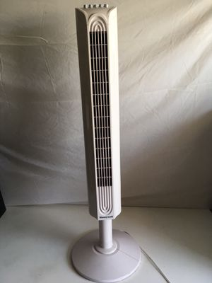 DOES NOT OSCILLATE Honeywell Comfort Control Tower Fan HY-013 for Sale in La Mesa, CA