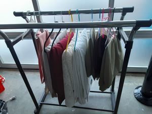 Clothes rack/closet organizer for Sale in Spencer, MA
