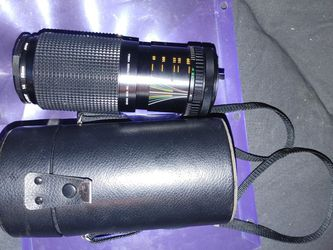 Vintage Sears 202 80-200 MM Camera Lens for Sale in Seattle,  WA