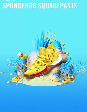 Nike Kyrie 5 SpongeBob Square for Sale in La Vergne, TN