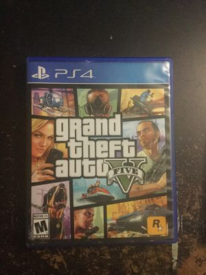 GTA V FOR PS4 for Sale in Owatonna, MN