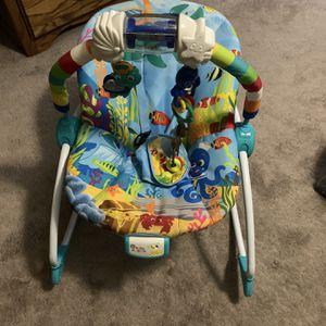 Baby Einstein Bouncy Chair for Sale in Oklahoma City, OK