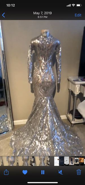 Prom Dress for Sale in Garfield Heights, OH