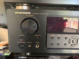 Marantz AV Surround Receiver SR4002 for Sale in Allen, TX