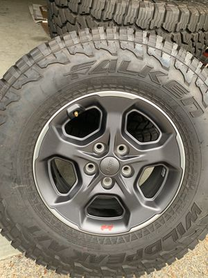 Jeep Rubicon Wheels and Tires for Sale in Brentwood, TN