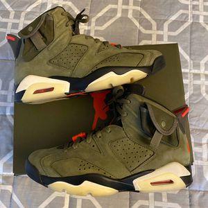 Air Jordan x Travis Scott Retro 6 Size 8.5 for Sale in Alexandria, VA