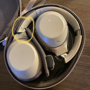 Sony MDR-1000x Noise Cancelling Wireless Headphones for Sale in San Diego, CA