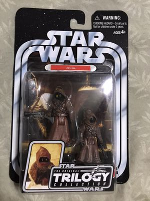 Star Wars Action Figure Jawas OTC - 24 The Original Trilogy Collection NEW for Sale in Torrance, CA