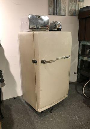 Vintage Admiral Dual Temp Refrigerator for Sale in Wilmette, IL