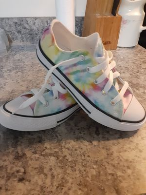 Tie dye converse for Sale in Sunbury, PA