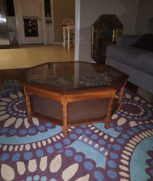 Glass Coffee Table for Sale in Milton, FL