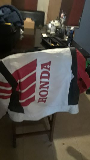 Honda Motorcycle Jacket for Sale in Miami, FL