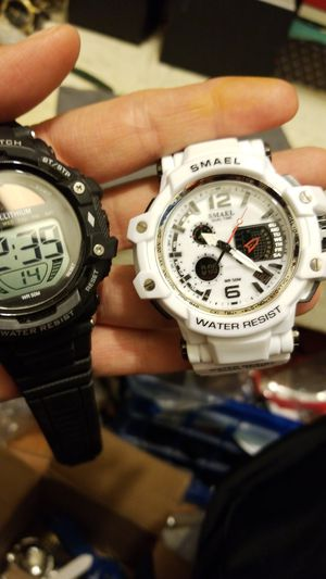 NICE SPORTS WATCH COMBO for Sale in Springfield, VA