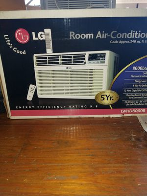 LG ac window unit for Sale in Rising Sun, MD