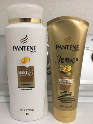 $6 for both. Pantene Hair care. Price Firm. Pickup Only. Hablo español. for Sale in Las Vegas, NV