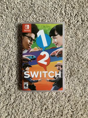 1 2 Switch for Nintendo Switch for Sale in Enfield, CT