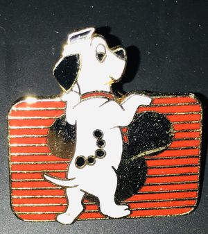 New! DISNEY CHANNEL 101 DALMATIONS PUPPY PIN located off lake mead and jones area asking $10 for Sale in Las Vegas, NV
