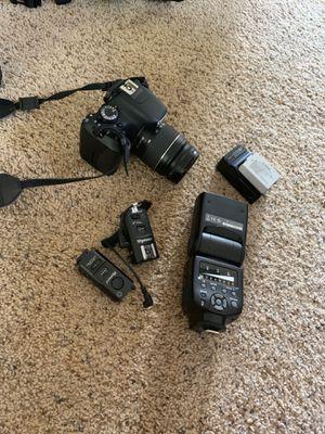 Canon T3i for Sale in Alexandria, VA