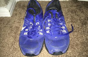 Blue air max's for Sale in Fairfield, IA