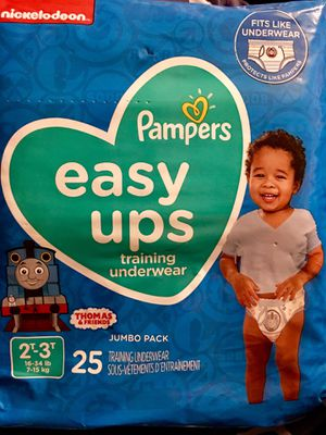 Pampers Easy Ups for Boys for Sale in Columbus, OH
