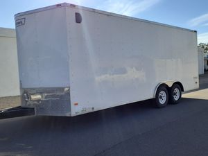 Enclosed trailer 8.5 x 20 for Sale in Mesa, AZ