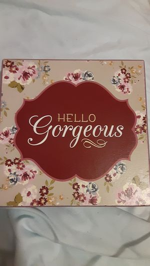 Hello gorgeous Room decor for Sale in Pawtucket, RI