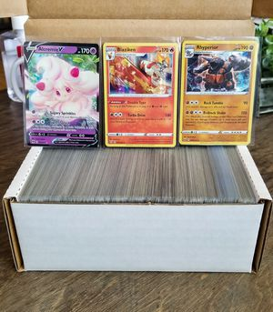 Bundle of 1200 Pokemon Cards! for Sale in Los Angeles, CA