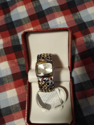 Multi colored watch/ bracelet for Sale in Northumberland, PA