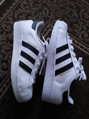 Adidas size 7.5 women These were store displays a shoe is a bit dirty it just need washed for Sale in Chino, CA