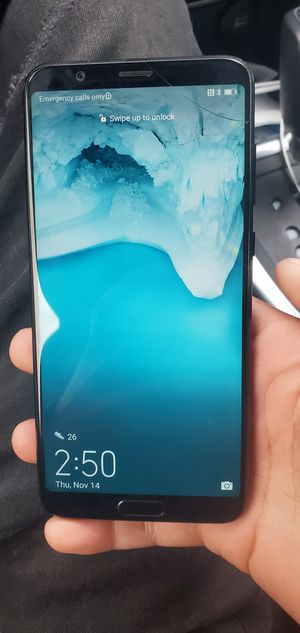 (unlocked) honor view 10 for Sale in New Bedford, MA
