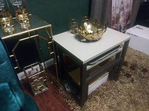 Gold accent table for Sale in San Diego, CA