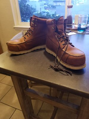 Irish Setter Steeltoe Work Boots for Sale in Pacifica, CA