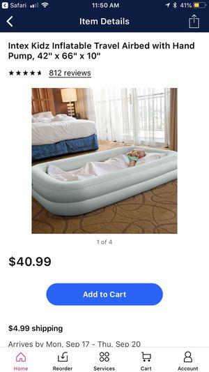 Kids air mattress for Sale in Miami, FL