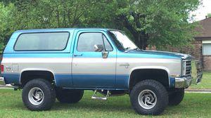 Chevy Blazer for Sale in Houston, TX