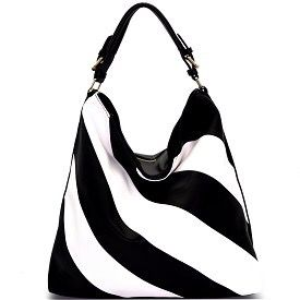 Black Hobo Handbag for Sale in Upper Marlboro, MD