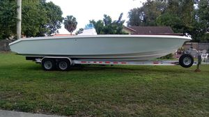 34' Offshore Open Fisherman 2011 Aramar for Sale in Miami, FL