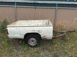 Utility / Farm trailer Toyota pickup bed trailer for Sale in Newberg, OR