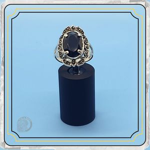 Onyx and Marcasite Ring in Sterling Silver for Sale in Springfield, TN