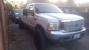 2003 6.0 diesel 4wd for Sale in Tacoma, WA