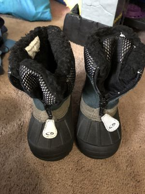 Kids Size 6 snow boots for Sale in Ridley Park, PA